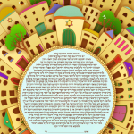 around-jerusalem-ketubah